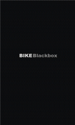 Bike Blackbox splashscreen